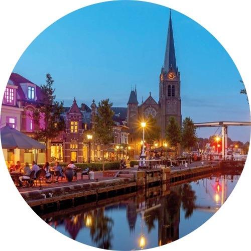 Rondvaart naar Scheveningen